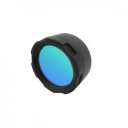 Голубой фильтр для Olight M21, Armytek Predator/Viking